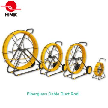 100m bis 400m Fiberglas Kabelkanal Rod