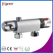 Torneira termostática de chuveiro com controle de temperatura montado no deck Fyeer (QH0202Y)