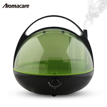 Aromacare Basket Music Man 4L Adjustable Mist Humidifying Air Ultrasonic Aroma Humidifier