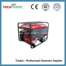 50Hz Single Phase 6.5kVA Power Gasoline Generator