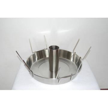 Estampado de acero inoxidable para piezas de barbacoa