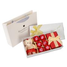 Подарочная упаковка для подарочных наборов Rose Lipstick Box