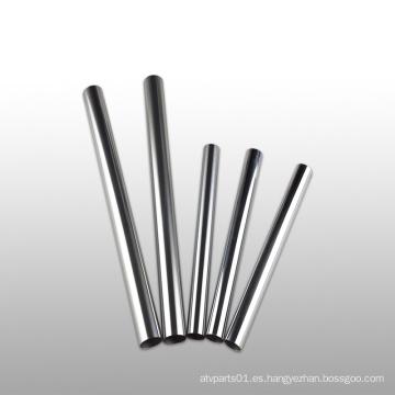 Tubo de accesorios de motocicleta Tubo de aluminio con RoHS