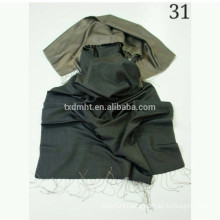 HTC-168 Turkey %100 silk double face scarf