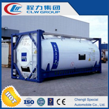 ChengLi alta qualidade 20ft ISO Container tanque