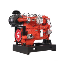 with Cummins natural gas engine 200kw