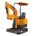 Backhoe Mini Excavator Kecil 1000kg