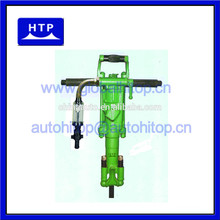 mini hand held Mining machine tools parts pneumatic rock drill for Y20