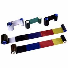 Ruban couleur ymcko 800015-440 compatible pour imprimante zebra p330i