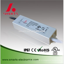 20-32В постоянного тока Тип светодиодов драйвер Алюминиевый наружный Материал корпуса