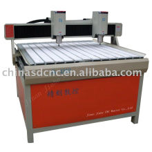 JK-1212 Wood Engraving machine / two heads