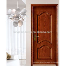 Luxus Holz Tür/MDF-Tür mit Massivholz für Innentür Design (MD-502)