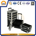 Functional Trolley Makeup Box for Salon (HB-3305)