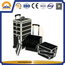 Caixa de maquiagem para carrinho funcional para salão de beleza (HB-3305)