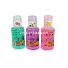2015 high quality liquid OEM fruit nail polish remover