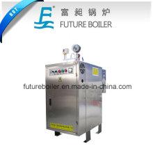 Caldera de vapor de Electirc del acero inoxidable de la eficacia alta para la química