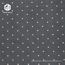 Speckle Polyester Spandex Penetration Printed Single Jersey