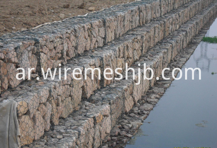 Vinyl Coated Gabion Box