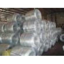 Alambre de hierro galvanizado de alta calidad con resonante