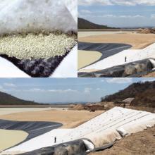 5000g waterproof material bentonite geosynthetic clay liner