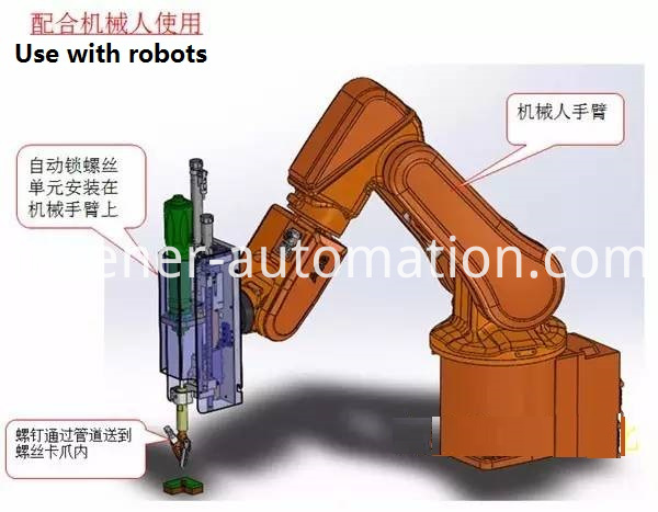 Automatic Screw Driving Machine D