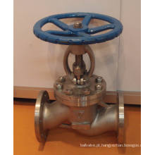Melhor válvula Globe Com operador de engrenagem