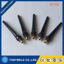 torch and accessories wp20 tig welding torch tip back cap