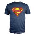 100%Cotton Superman Classic Logo Men′s T-Shirt