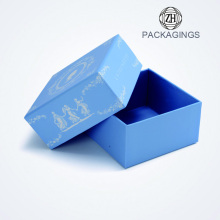 Custom handmade hard board paper package box