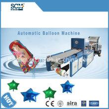 Máquina de globos de plástico completamente automática de alta velocidad