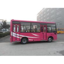 China 6,6 medidores de ônibus diesel da cidade de Rhd com 20 assentos-26 assentos