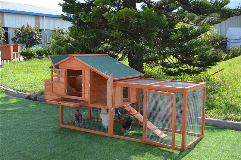 chicken coops hen houses