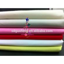 98% coton 2% Spandex Twill tissu 16 * 16 + 40d 90 * 40