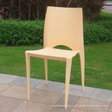 Штабелируемый пластиковый стул для ресторана/фуд-корта/столовой/сад (СП-uc101)