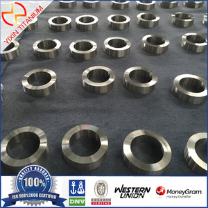 GR5 Titanium Forged Ring With Low Price