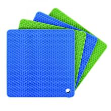 Hot Pads multi-usages Trivets Silicone