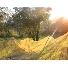 Novo design HDPE verde azeitona frutas embalagem rede de proteção