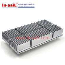 DIN Extruded Aluminium Profile Kühlkörper