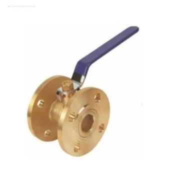 Messing-Kugelhahn mit Flansch, Korrosionsart Gas, Flüssigkeit Verwendung Kupfer-Messing-Kugelhahn mit Flansch