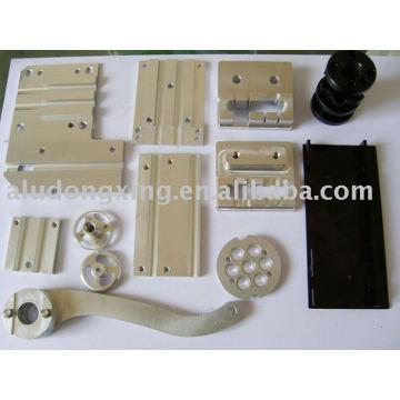 3003 aluminum stamping parts china supplier