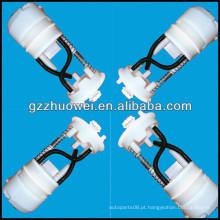 Original Japão 2005 Filtro de Combustível Plástico, Filtro de Gasolina para Qashqai (Filtro Único / Metade de Montagem) 17040-JE20A-C175