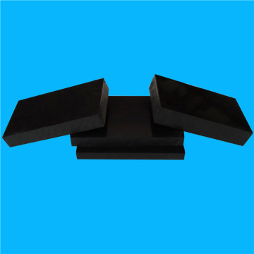 100% Virgin Antistatic Black Pom Plate