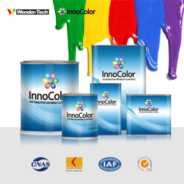 Innocolor Automotive Refinish Paints für die Autoreparatur