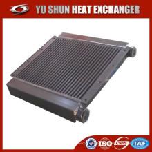 Fabricante de placa de aluminio y barra refrigerador de aceite hidráulico industrial