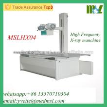 MSLHX04-M Machine à rayons X haute fréquence en gros Machine radiographique 200ma pour diagnostic médical