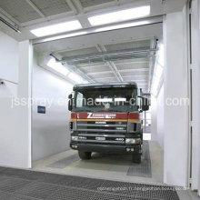 Cabine populaire de jet de peinture à base d'eau pour la voiture industrielle