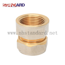 Female Thread Coupling for Pex Pipe
