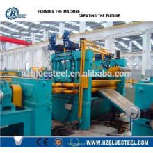 Высокоточная стальная катушка для резки по длине, CTL Steel Sheet Coil Cut To Lemgth Machine