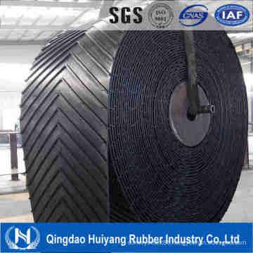 Industrial Chevron Rubber Conveyor Belts