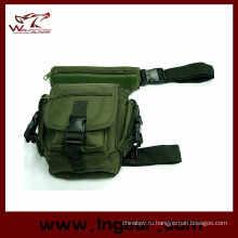 Многократного использования Drop ногу талии сумка сумка тактические сумка с высоким качеством